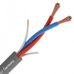 SOMMERCABLE ECLIPSE SPQ240 MKII Speaker cable OFC 2x4.0mm² Ø 9.2mm