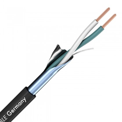 SOMMERCABLE ISOPOD SO-F22 Câble de Modulation Symétrique Ø3.3mm