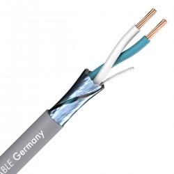 SOMMERCABLE ISOPOD SO-F22D Câble de Modulation Symétrique Cuivre OFC Ø3.3mm 110 Ohm