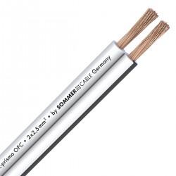 SOMMERCABLE PRISMA 225 Câble Haut-parleur OFC 2x2.5mm²