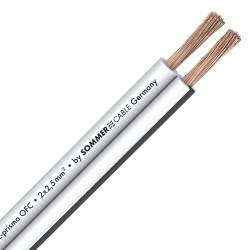 SOMMERCABLE PRISMA 225 OFC Speaker cable 2x2.5mm²