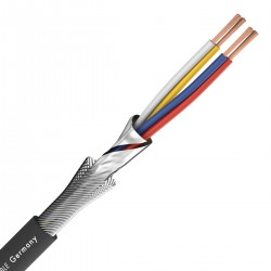 SOMMERCABLE SC SQUARE 4 CORE MKII HIGHFLEX Cable de modulation Ø6.5mm