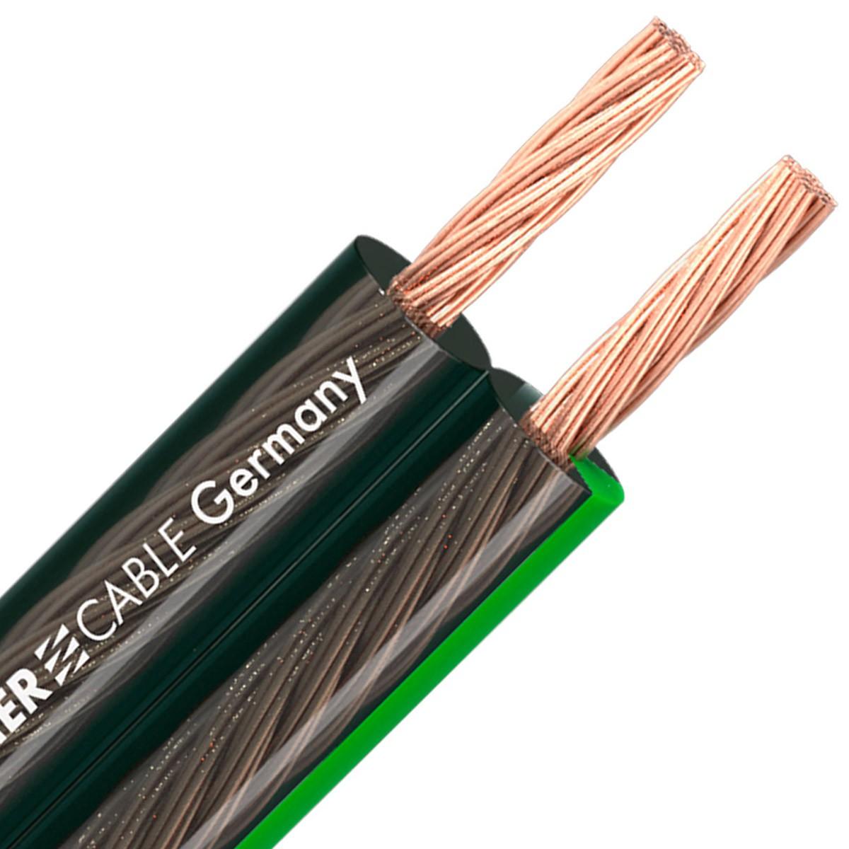 SOMMERCABLE SC-ORBIT 240 MKII Câble Haut-parleur Cuivre OFC 2x4mm²