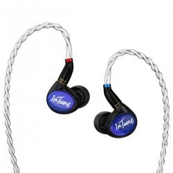 IBASSO IT01X Écouteurs Intra-Auriculaires 16 Ohm 108dB 10Hz-40kHz