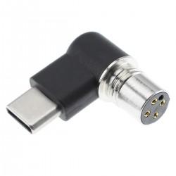 OEAUDIO MULTI-PLUG Connecteur USB-C avec DAC CS46L41