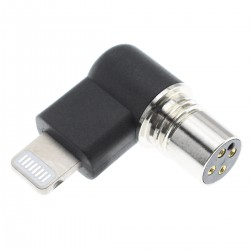 OEAUDIO MULTI-PLUG Lightning Connector with C100 DAC