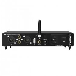 SMSL D1SE DAC ES9038PRO Symétrique CPLD Altera XMOS 32bit 768kHz DSD Noir