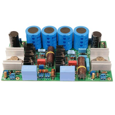 LITE LS56 HV power supply for tube circuit 2x15 + 2x200-400V