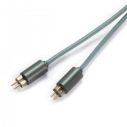DD BC120A Câble Casque Jack 2.5mm vers MMCX Symétrique Cuivre OCC 1.2m