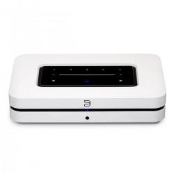 BLUESOUND NODE 3 Lecteur Réseau Multi-Room WiFi Bluetooth 5.0 24bit 192kHz MQA Blanc