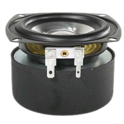 FOUNTEK FE87 Speaker Driver Full Range Aluminum 13W 8 Ohm 84dB 100Hz - 25kHz Ø8cm
