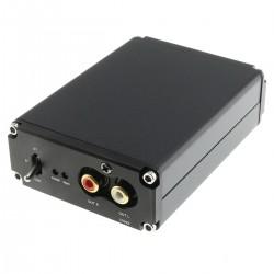 DAC ES9038Q2M Bluetooth 5.0 QCC3008 24bit 192kHz Noir