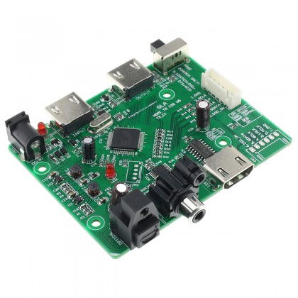 Digital Interface Board HDMI / MHL to I2S / Coaxial / Optical