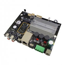 CL-500A Module Amplificateur TDA7498E Bluetooth 5.0 WiFi 2x100W 4 Ohm AirPlay 2