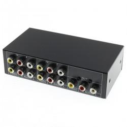 WONDOM AA-AB33182 Module Amplificateur T-AMP 4x 100 Watts 4 Ohms