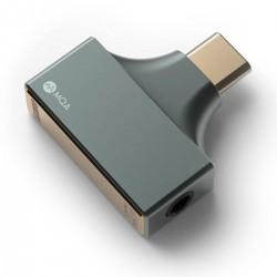 DD TC35 PRO MOUNTAIN Adapter Headphone Amplifier DAC USB-C Hi-Res ES9281AC 32bit 768kHz DSD512 MQA