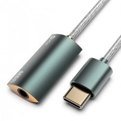 DD TC35 PRO EYE Adaptateur Amplificateur Casque DAC USB-C Hi-Res ES9281AC 32bit 768kHz DSD512 MQA 6cm