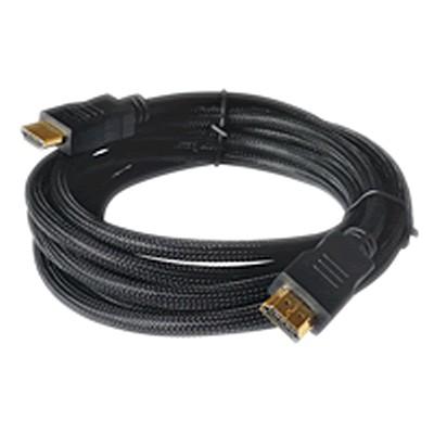 Câble HDMI 1.4/2160p High speed Ethernet 5m
