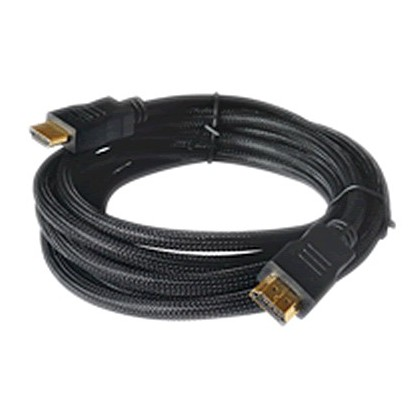 Câble HDMI 1.4/2160p High speed Ethernet. 10.00m