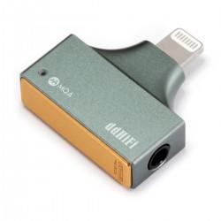 DD TC35 PRO MOUNTAIN Adaptateur Amplificateur Casque DAC Lightning Hi-Res ES9281AC 32bit 768kHz DSD512 MQA