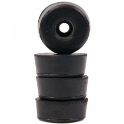 Rubber Feet 25x10mm (Set x4)
