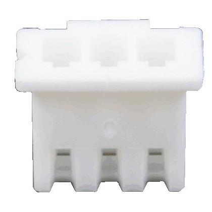 Connecteur XHP Femelle 3 voies 2.54mm (XHP-3) unité