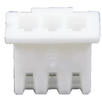 Boîtier XH 2.54mm Femelle 3 Voies Blanc (Unité)
