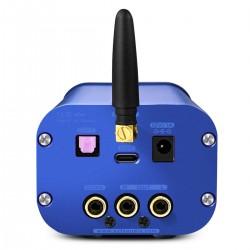 FX-AUDIO DAC-M1 DAC ES909038Q2M XMOS 32bit 768kHz DS512 Bleu