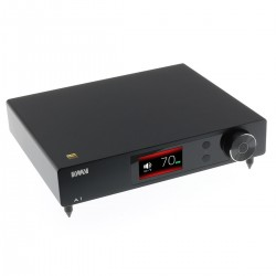 SMSL A1 Amplificateur class A MOSFET 2x15W 4 Ohm PGA2311