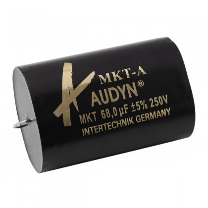 Audyn Cap Condensateur MKT Axial 250V 1.5 µF