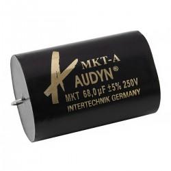 Audyn Cap Condensateur MKT Axial 250V. 82.0 µF
