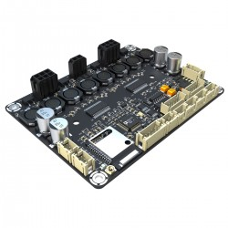 WONDOM JAB4 AA-JA33285 Module Amplificateur 4 Voies TPA3118 Bluetooth 5.0 DSP ADAU1701 4x30W 8 Ohm