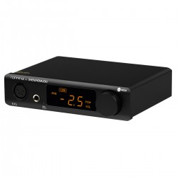 TOPPING EX5 Amplificateur Casque DAC 2x ES9038Q2M Bluetooth 5.0 LDAC 32bit 768kHz DSD512 MQA
