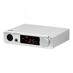 TOPPING EX5 Headphone Amplifier DAC 2x ES9038Q2M Bluetooth 5.0 LDAC 32bit 768kHz DSD512 MQA Silver