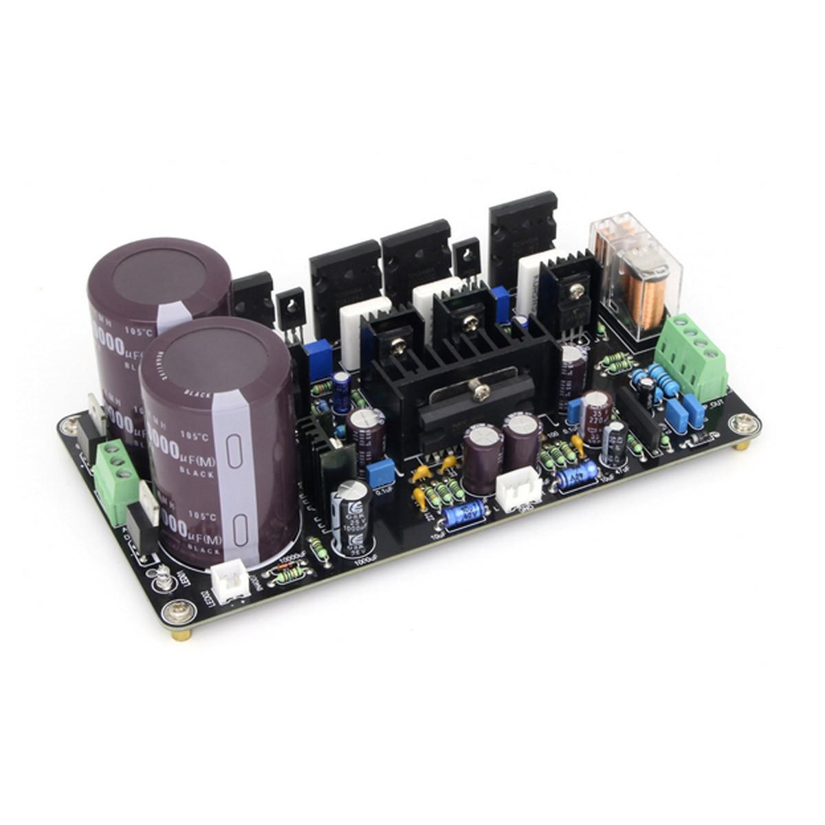 Module Amplificateur Stéréo UPC2581 IRFP9240 Class AB 2x 125W 4 Ohm