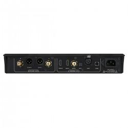 MUSICIAN AQUARIUS DAC R2R Symétrique NOS I2S 32bit 1536kHz DSD1024 Noir