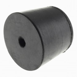 Damping Rubber Foot to Screw 30x25mm (Unit)