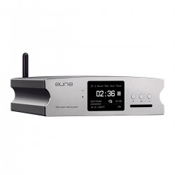 AUNE X5S 8TH ANNIVERSARY High Definition Audio File Reader 32bit 768kHz DSD512 CPLD Silver