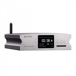 AUNE X5S 8TH ANNIVERSARY Lecteur de Fichiers Audio Haute Définition 32bit 768kHz DSD512 CPLD Argent