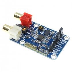 ADC Analog to Digital Converter WM8782 I2S 24Bit 192kHz