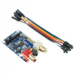 ADC Analog to Digital Converter 24Bit / 96kHz I2S