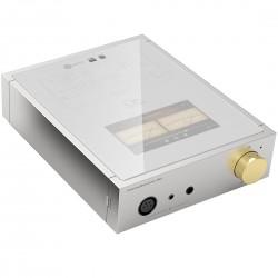 SHANLING EM5 DAC / Amplificateur casque / Préamplificateur AK4493 384kHz DSD256 MQA Argent