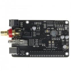 AK4118 Interface digitale SPDIF Raspberry Pi 4 / Pi 3