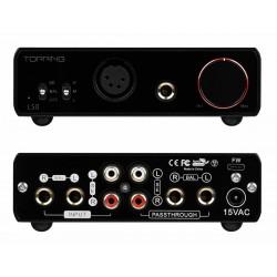 TOPPING L50 Headphone Amplifier / Preamplifier Balanced NFCA Black
