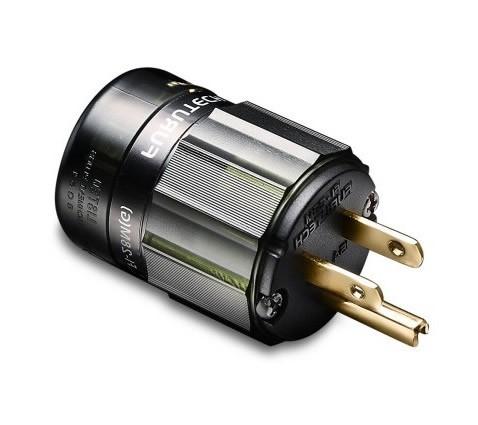 FURUTECH FI-28M (G) Connecteur secteur US Plaqué Or Ø17.5mm