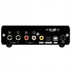 TOPPING E50 Balanced DAC ES9068AS XMOS XU216 MQA 32bit 768kHz DSD512 Silver
