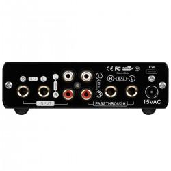 TOPPING L50 Headphone Amplifier / Preamplifier Balanced NFCA Silver