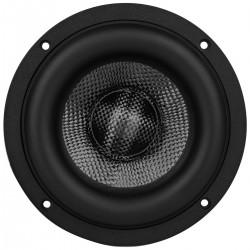 DAYTON AUDIO EPIQUE E180HE-44 Speaker Driver Subwoofer DVC MMAG Carbon Fiber 200W 8 Ohm 84dB 25Hz - 3000Hz Ø17.8cm