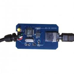 UR23 Convertisseur SPDIF Optique vers USB