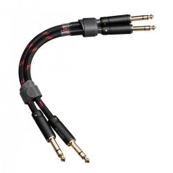 TOPPING TCX1 Câbles de Modulation XLR 25cm (La paire)
